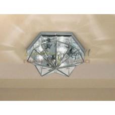 Потолочный светильник CREMASCO 1024/2PL-CR.SM