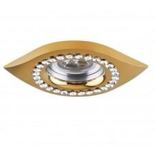 Встраиваемый светильник Crystal Lux Spots 104.2