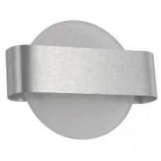 Настенный светильник Crystal Lux Sync AP1 Ring Al