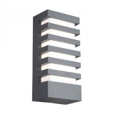 Уличный настенный светодиодный светильник ST Luce Vettore SL091.711.01