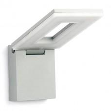 Уличный настенный светодиодный светильник Favourite Flicker 1824-1W