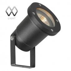 Уличный настенный светильник MW-Light Титан 808040301