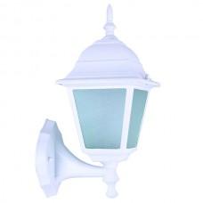 Уличный настенный светильник Arte Lamp Bremen A1011AL-1WH