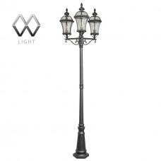 Садово-парковый светильник MW-Light Сандра 811040703