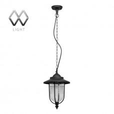 Уличный подвесной светильник MW-Light Ластер 1 817010201