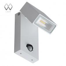 Уличный настенный светильник MW-Light Меркурий 807021601