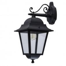 Уличный настенный светильник MW-Light Глазго 2 815020801
