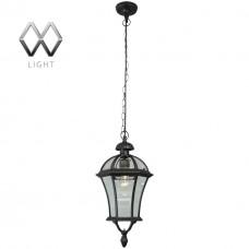 Уличный подвесной светильник MW-Light Сандра 811010301