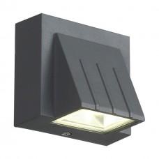 Уличный настенный светодиодный светильник ST Luce Smuso SL092.701.01