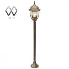 Уличный светильник MW-Light Фабур 804040501