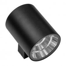 Уличный настенный светодиодный светильник Lightstar Paro 371572